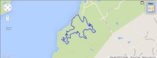map DORBA