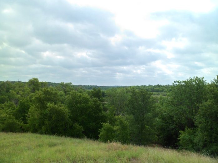 view from Knob Hill