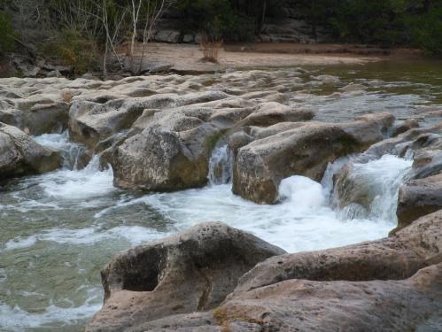 Sculpture Falls