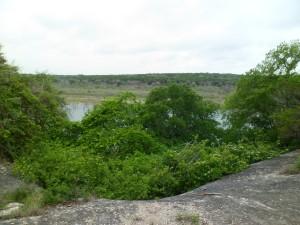 slight lake view