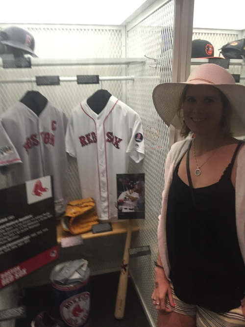 Court's favorite team is the Red Sox