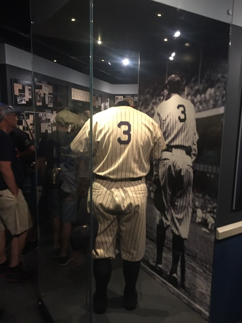 Babe Ruth uniform