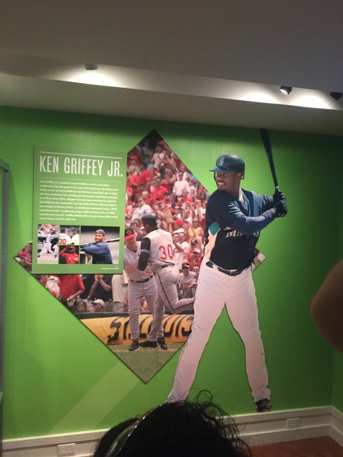 Griffey display